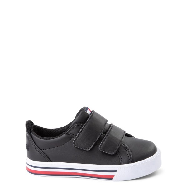 Tommy Hilfiger Herritage Ii Leather Casual Shoe - Baby