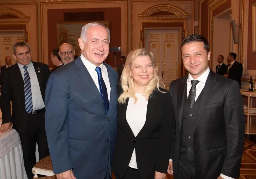 sara netanyahu drops traditional