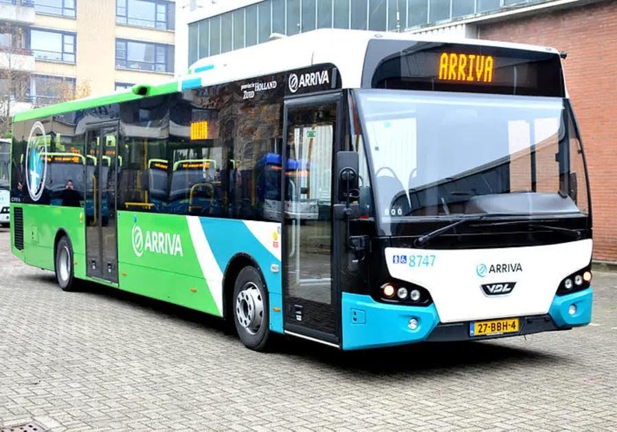dutch bus driver calls