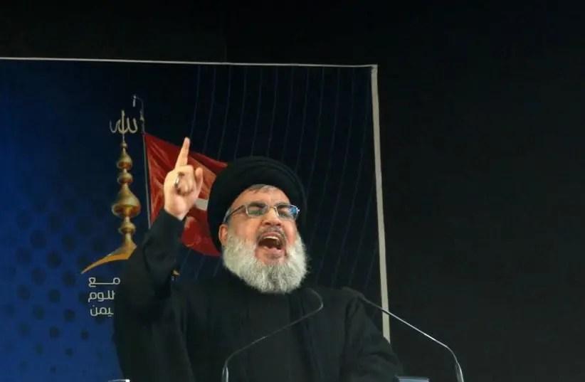 Nasrallah: Any attack on Jerusalem means regional war