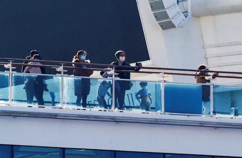 Two more Israelis from Diamond Princess cruise ship recover from ...