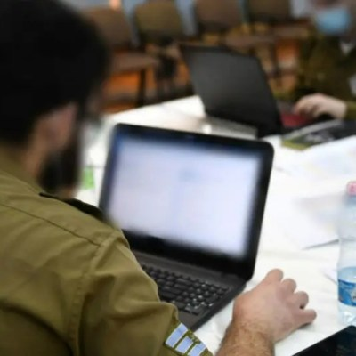 How does the IDF use cyber defense systems against Hamas threats?