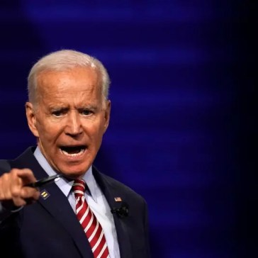 Biden standing firm on Israel against Hamas – for now – analysis