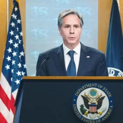 Blinken discusses Gaza in calls with Qatari, Egyptian, Saudi counterparts