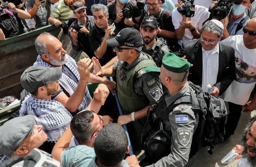 Large gaps in trust between Israelis, Palestinians and Arab-Israelis
