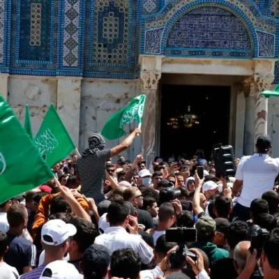 Why does Hamas insist Israel-Gaza ceasefire include Jerusalem? – analysis