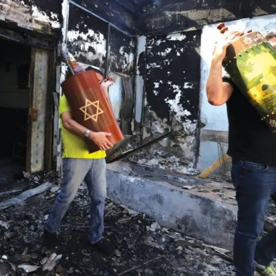 Gaza rockets spark civil unrest among Israel's Jews, Arabs