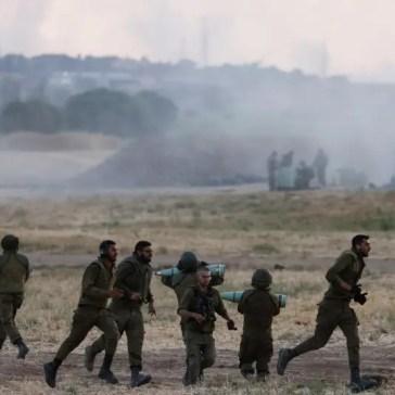 Rocket barrage renews after six hours of quiet, IDF strikes in Gaza
