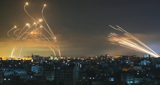 Deadly Competition: The Iron Dome and the Gazan rocket race