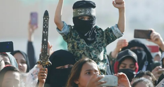 Gaza war increased Hamas's popularity, poll shows