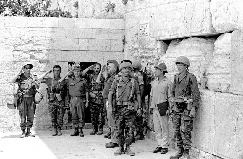 Six Day War: When Israel reclaimed Jerusalem, its eternal capital