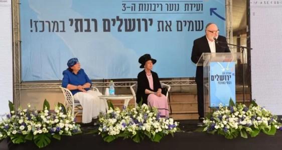 Jonathan Pollard: Let's 'decisively' win the war for Jerusalem