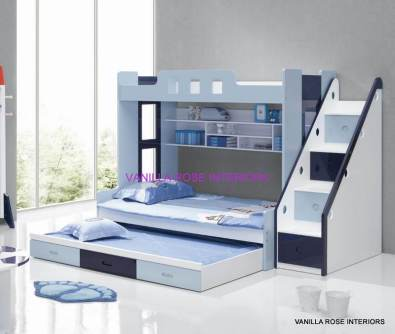 Tri Bunk Bed Junk Mail