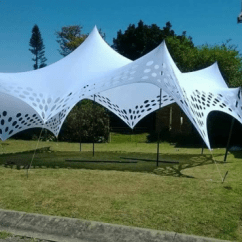 Chair Covers Pretoria All Leather Recliner Chairs 2 Stretch Tents For Price Of 1 | Junk Mail