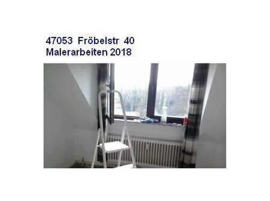 2 ZKB Wohnung 47053 Duisburg Rheinpark mit EBK For Rent Apartments in Duisburg North Rhine