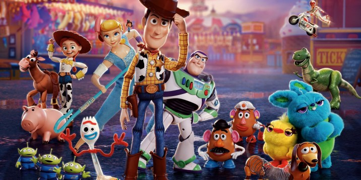 Toy Story 4-0
