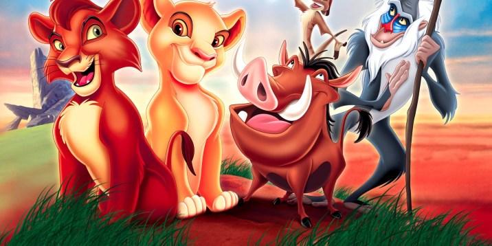 El rey león 2: El tesoro de Simba-4