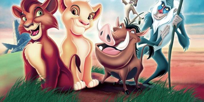 El rey león 2: El tesoro de Simba-1
