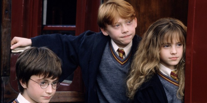 Harry Potter and the Philosopher's Stone-0