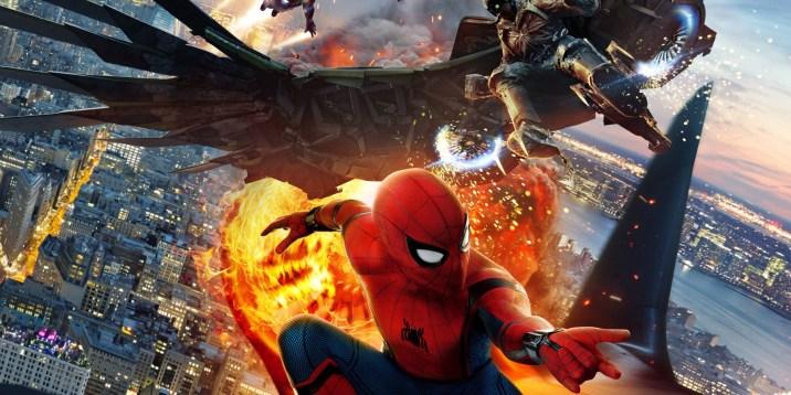spider man de regreso a casa-