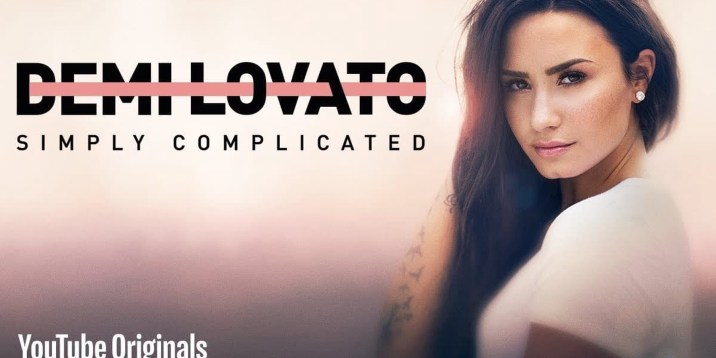 demi lovato simply complicated-