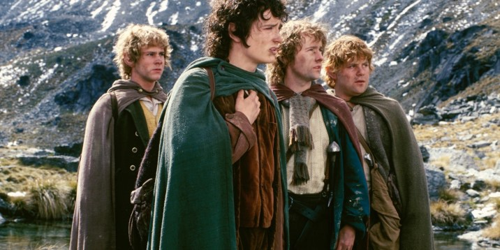 The Lord of the Rings: The Fellowship of the Ring-1