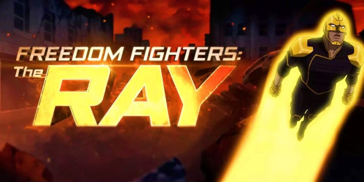 Freedom Fighters: The Ray-2