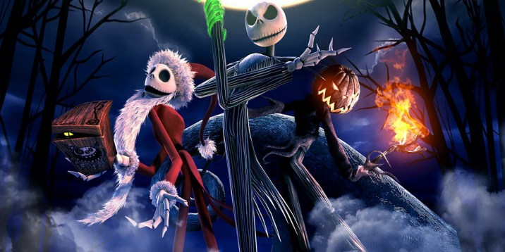 The Nightmare Before Christmas-1