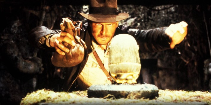 Indiana Jones: En busca del arca perdida-2