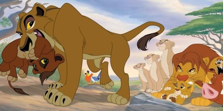 El rey león 2: El tesoro de Simba-2