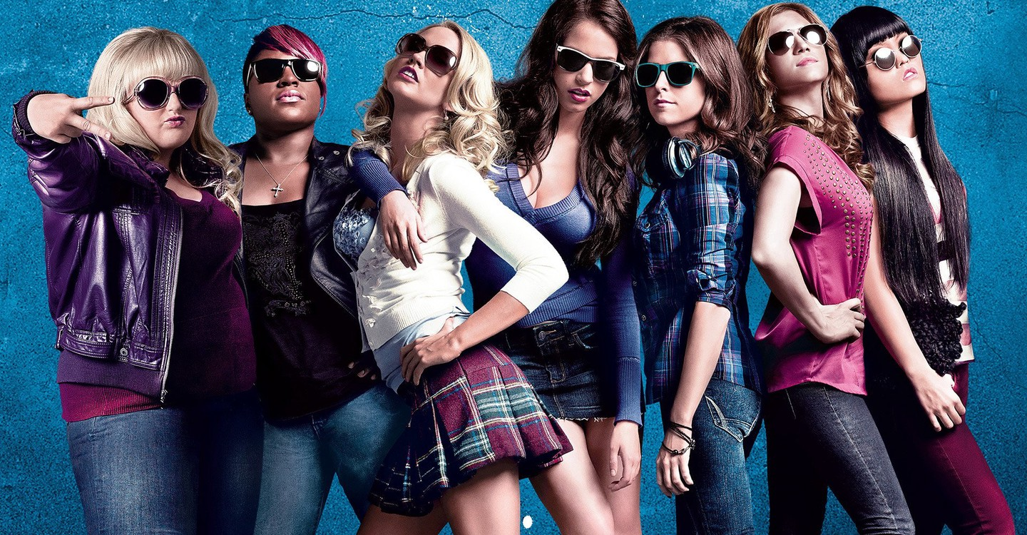 pitch perfect movie watch