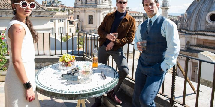 The Man from U.N.C.L.E.-1