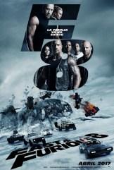 movie Fast & Furious 8