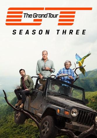 The Grand Tour Season 3 Streaming : grand, season, streaming, Grand, Streaming, Series, Online