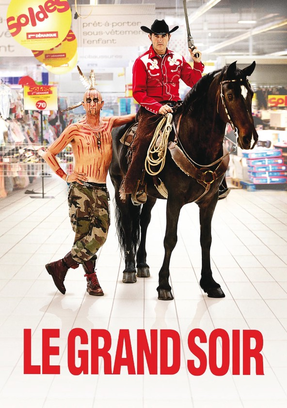 Le Grand Soir Streaming : grand, streaming, Regarder, Grand, Streaming, Complet, Légal