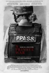 movie A Private War (2018)