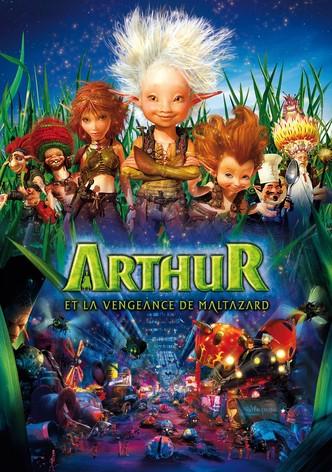 Arthur Et Les Minimoys 3 Streaming : arthur, minimoys, streaming, Arthur, Vengeance, Maltazard, Streaming