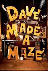 movie Dave Made a Maze (2017)