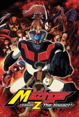 show Mazinger Edition Z: The Impact!