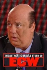 movie The Authentic Untold Story of ECW (2016)