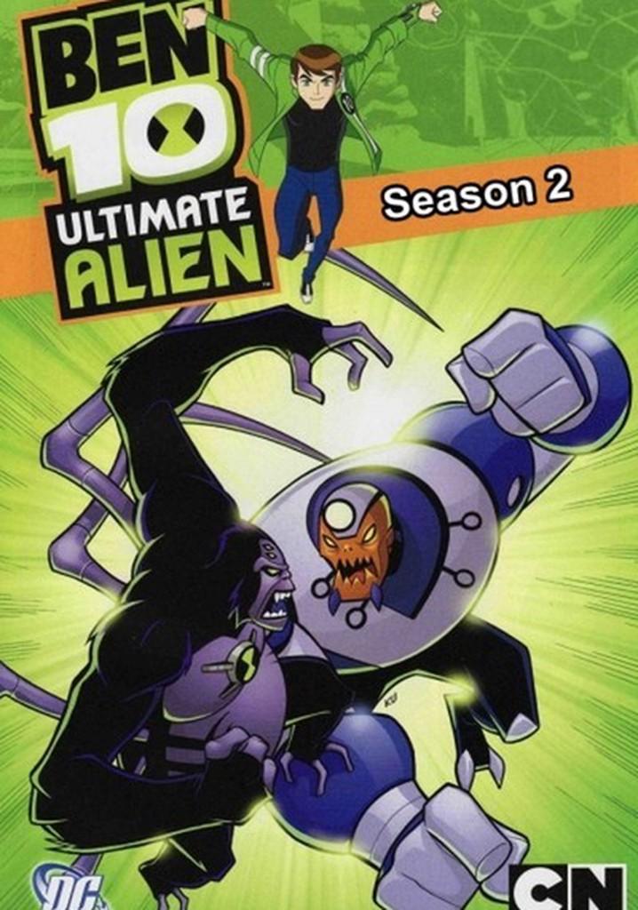 Ben 10 Alien Force Streaming Vf : alien, force, streaming, Ultimate, Alien, Season, Episodes, Streaming, Online