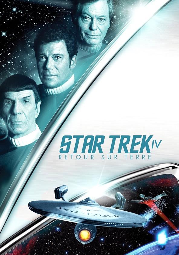 Star Trek 4 : Retour Sur Terre : retour, terre, Regarder, Retour, Terre, Streaming