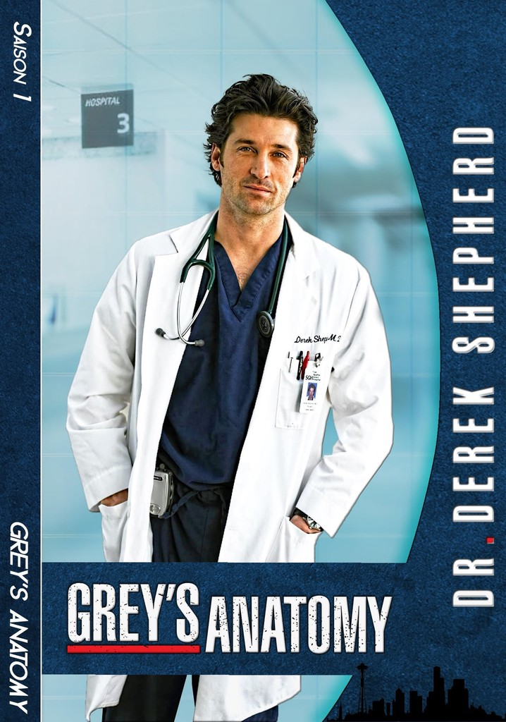 Grey's Anatomy Streaming Saison 1 : grey's, anatomy, streaming, saison, Saison, Grey's, Anatomy, Streaming:, Regarder, épisodes?