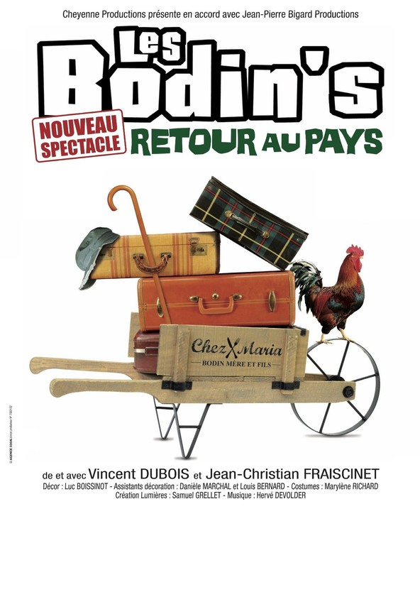 Les Bodins Retour Au Pays Streaming : bodins, retour, streaming, Regarder, Bodin's, Retour, Streaming