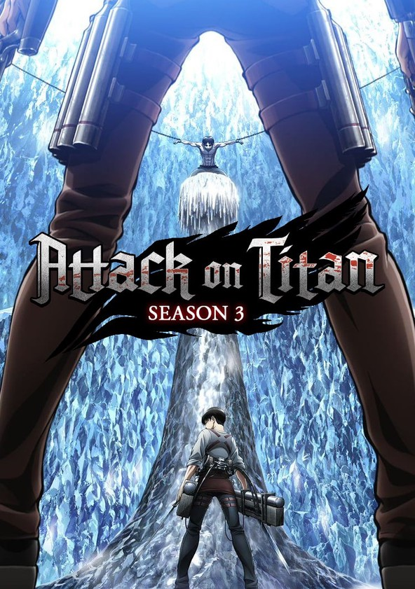 Attack On Titan Saison 3 Streaming : attack, titan, saison, streaming, Attack, Titan, Season, Watch, Episodes, Streaming, Online