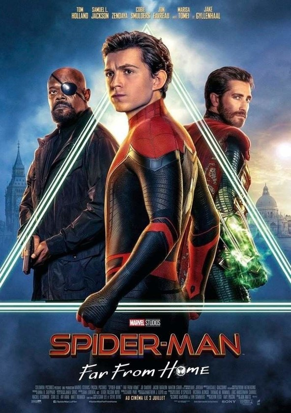 Far From Home Streaming : streaming, Regarder, Spider-Man, Streaming