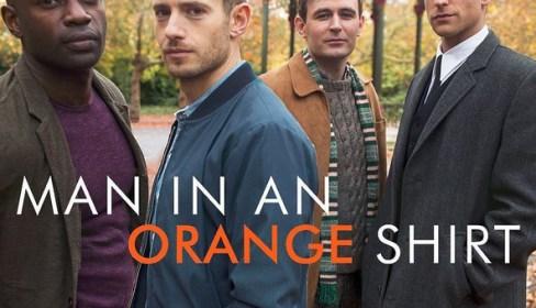 Man in an Orange Shirt 2017