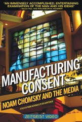 movie Manufacturing Consent: Noam Chomsky and the Media (1992)