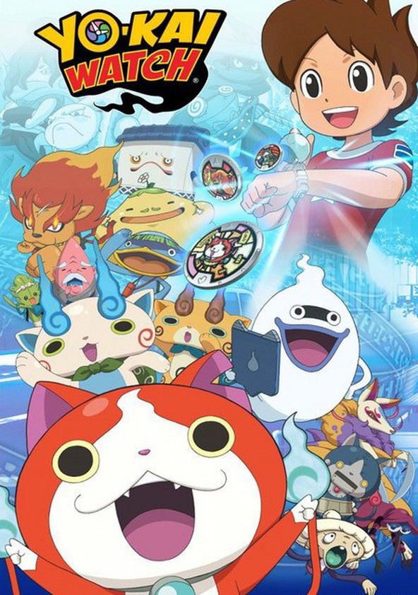 Yo Kai Watch Saison 3 Streaming : watch, saison, streaming, Yo-Kai, Watch, Streaming, Online