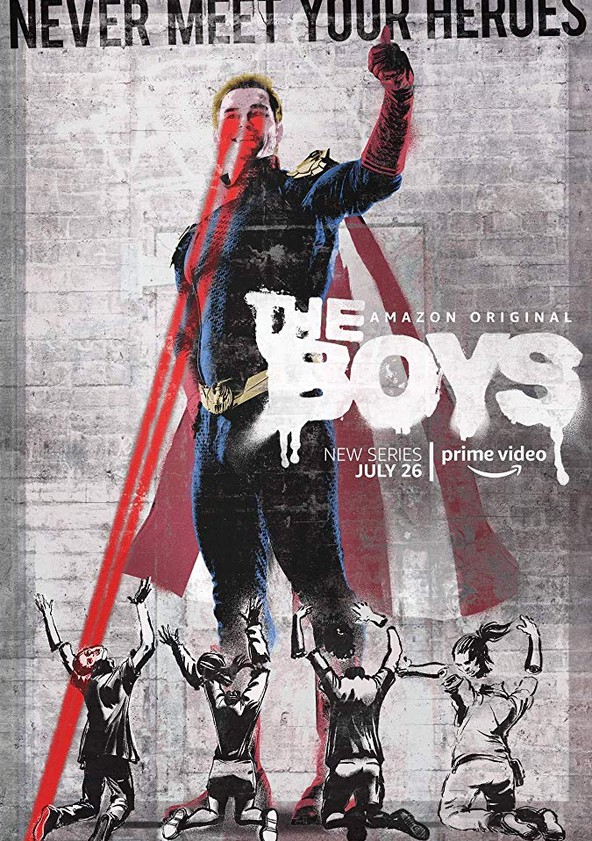 Serie The Boys Streaming : serie, streaming, Watch, Streaming, Online